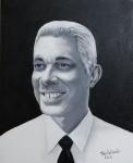 Obras de arte: America : Rep_Dominicana : Santiago : monumental : DR. FELIX LÓPEZ