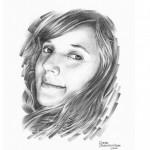 Obras de arte: America : Colombia : Santander_colombia : Bucaramanga : Retrato de mujer