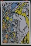 Obras de arte:  : Italia : Veneto :  : Elefante-wildlife (print)