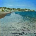 Obras de arte: Europa : España : Andalucía_Granada : almunecar : espuma de playa