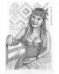 Obras de arte: America : Colombia : Santander_colombia : Bucaramanga : Retrato