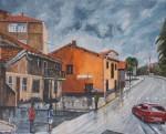 Obras de arte: Europa : España : Euskadi_Bizkaia : Bilbao : CALLE LA ESTACION