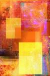 Obras de arte:  : Argentina : Buenos_Aires : Buenos_Aires_ciudad : Abstracción en naranja