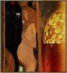 Obras de arte:  : Argentina : Buenos_Aires : Buenos_Aires_ciudad : Homenaje a Gustav Klimt