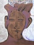 Obras de arte: Europa : España : Extremadura_Badajoz : badajoz_ciudad : El que piensa reirse