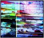 Obras de arte:  : Argentina : Buenos_Aires : Buenos_Aires_ciudad : Abstracto pared.