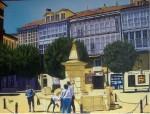 Obras de arte: Europa : España : Castilla_y_León_Burgos : burgos : Plaza de la Libertad (Burgos)