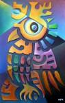 Obras de arte: America : Ecuador : Pichincha : Quito : El Mensajero