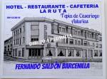 Obras de arte:  : España : Castilla_y_León_Palencia : palencia : HOTEL LA RUTA