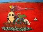 Obras de arte: America : México : Puebla : puebla_ciudad : recolectando sueños
