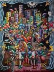 Obras de arte: America : México : Puebla : puebla_ciudad : LA ABUNDANCIA DE LA ALEGRIA