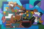 Obras de arte: America : México : Puebla : puebla_ciudad : MEXICA