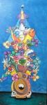 Obras de arte: America : México : Puebla : puebla_ciudad : ARBOL DE LA SABIDURIA