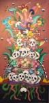 Obras de arte: America : México : Puebla : puebla_ciudad : ARBOL DE LA VIDA, PARA LOS MUERTOS