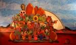 Obras de arte: America : México : Puebla : puebla_ciudad : A LA LUZ DE TU RECUERDO