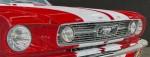 Obras de arte:  : España : Catalunya_Barcelona : Barcelona : 67's Mustang