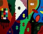 Obras de arte: Europa : España : Catalunya_Barcelona : Castelldefels : Trencaclosques 2