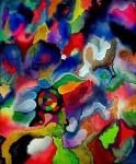 Obras de arte: Europa : España : Catalunya_Barcelona : Castelldefels : Nebulosas de color