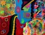Obras de arte: Europa : España : Catalunya_Barcelona : Castelldefels : La Caza