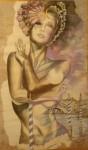 Obras de arte:  : Argentina : Buenos_Aires : lanus : Las Damas de Lorena I