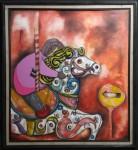 Obras de arte: America : México : Puebla : puebla_ciudad : Añorando la libertad