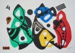 Obras de arte:  : España : Catalunya_Barcelona : Barcelona : LINEAS,COLOR Y FORMAS