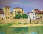 Obras de arte: Europa : España : Castilla_y_León_Burgos : burgos : Barrio Aquende 2