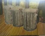 Obras de arte: America : Argentina : Buenos_Aires : Capital_Federal : Canastos de isla de Pascua