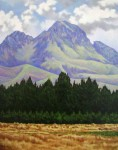 Obras de arte:  : Ecuador : Manabi :  : Volcán Rumiñahui II
