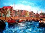 Obras de arte:  : España : Andalucía_Sevilla : sevilla : Rotterdam Delfshaven