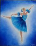 Obras de arte:  : España : Andalucía_Granada : Granada_ciudad : Bailarina
