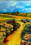 Obras de arte: Europa : España : Canarias_Las_Palmas : Maspalomas : Primavera feliz