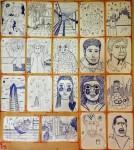 """Obras de arte: Europa : España : Catalunya_Barcelona :  : """" 19 F's """""""