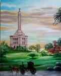 Obras de arte: America : Rep_Dominicana : Santiago : monumental : EL MONUMENTO