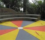 Obras de arte: America : Colombia : Santander_colombia : Bucaramanga : Plazoleta Ruta Cósmica UNAB