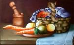 Obras de arte: America : Cuba : La_Habana : Vedado : Bodegón con machacador VII
