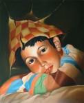 Obras de arte: America : Cuba : La_Habana : Vedado : Pequeñin III