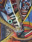 Obras de arte: America : Perú : Lima : la_molina : borboletas