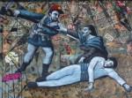 Obras de arte: America : Perú : Lima : la_molina : arquitectura de una invacion