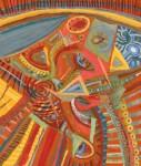 Obras de arte: America : Perú : Lima : la_molina : kinwa
