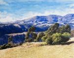Obras de arte:  : Ecuador : Manabi :  : Paisaje en Chugchilán