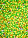 Obras de arte:  : Ecuador : Manabi :  : Casas en la Montaña