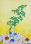 Obras de arte:  : Ecuador : Manabi :  : Vaso con Planta