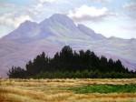 Obras de arte:  : Ecuador : Manabi :  : Volcán Rumiñahui