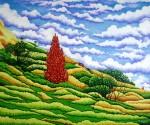 Obras de arte:  : Ecuador : Manabi :  : El Pino Rojo