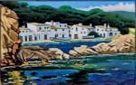 Obras de arte: Europa : España : Andalucía_Granada : almunecar : marina 004