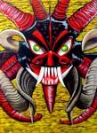 Obras de arte:  : Ecuador : Manabi :  : Diablo I