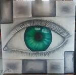 Obras de arte:  : Costa_Rica : San_Jose : Desamparados : Una mirada