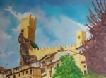 Obras de arte: Europa : España : Castilla_y_León_Burgos : burgos : Ciudad de Frías (Burgos)