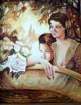 Obras de arte: America : Costa_Rica : Cartago : Asís : Contemplacion
